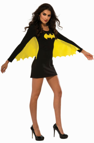 Batgirl Wing Dress Batman Adult Costume