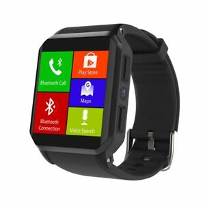Details about KW06 Android 5 1 Quad Core Bluetooth 3G Smart Watch 8GB GPS  WIFI SMS Wristwatch