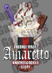 Ice Cream Van Autocollant Ameretto Kbg Flake-afficher Le Titre D'origine R6np1otf-08005609-125081386