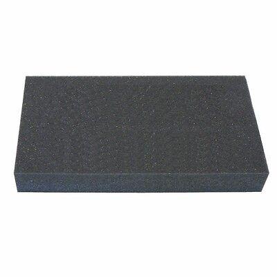 4x Rasterschaumstoff Plugfoam Koffereinlage einsatz 32x22x2cm 4x69341-Raster-20