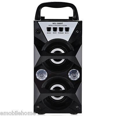 209BT  High Power Output FM Radio Wireless Bluetooth Speaker Redmaine  MS
