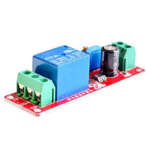Verzögerung Schalter Einstellbare Modul Timer Oscilla Chip Trigger DC Neu Mode