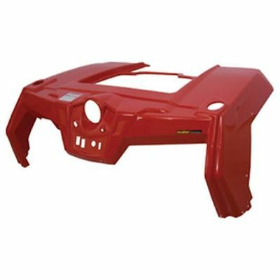 Polaris RZR 800 S 4 LE XC EPS Maier REAR Fender Plastic Fighting Red