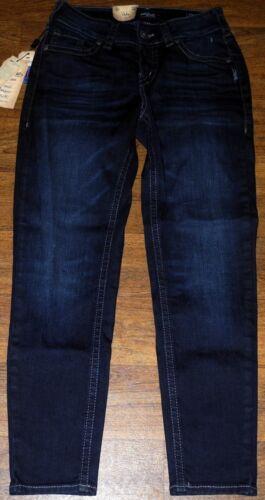 Aderente Donna Blu Suki Argento Color Caviglia Fluid Nuovo Jeans Gamba Medio xwHvFfYqXq