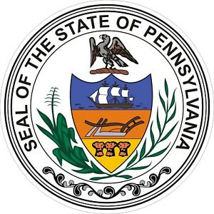 Pennsylvania-State-Seal-Decals-Stickers