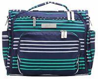 Ju Ju Be Coastal B.f.f. Baby Diaper Bag Backpack W Changing Pad Providence