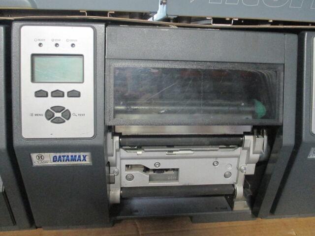 Datamax H-6210 Thermal Barcode Label Printer Network USB POS 944015 Inch