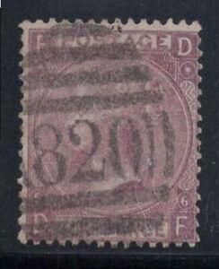 Gran-Bretagna-1867-MER-29-timbrato-80-6-pence-Regina-D-F
