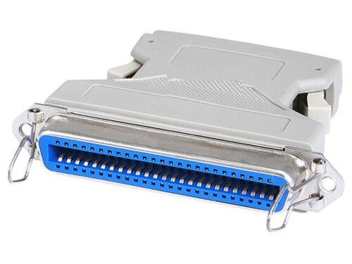 SCSI 2 HPDB 50 Male HPDB50-M to Centronics 50 CN50 Female Adapter