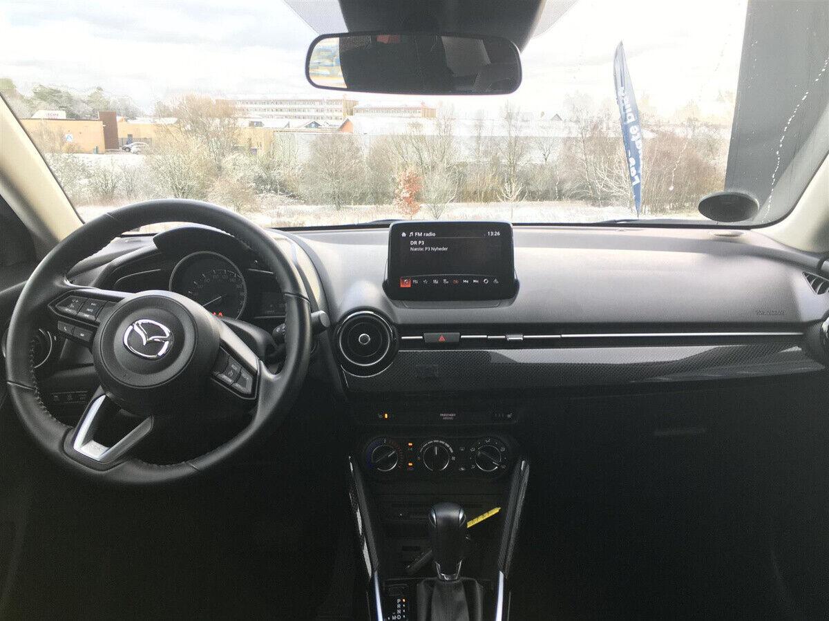 Mazda 2 1,5 Sky-G 90 Niseko aut. - billede 9