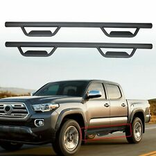 For 05 21 Toyota Tacoma Doublecrew Cab 3 Running Board Nerf Bar Hoop Side Step