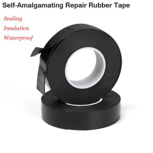 Weld Tape Self-Amalgamating  Tape Waterproof Rubber Self Adhesive Sealing