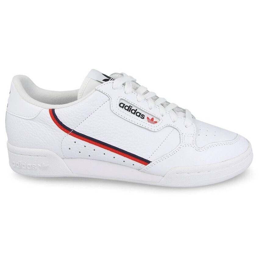 Adidas CONTINENTAL 80 J F99787 weiß Mod. F99787 Verkauf neuer Produkte