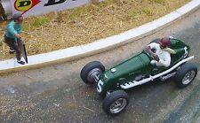 PROBUILD GTM 1/32 SLOT CAR VINTAGE 1930's  AUSTIN 7 TWIN CAM F1 M/B RTR