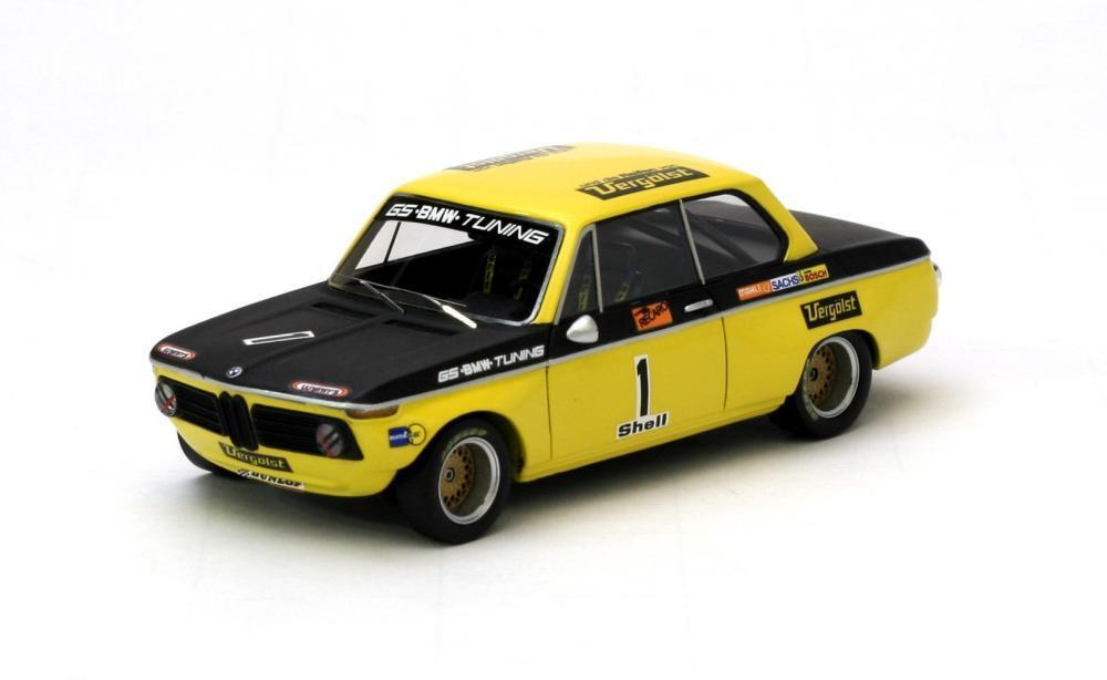 BMW 2002  1 D.Basche  DRM  1972 (Neo Scale 1 43   45445)
