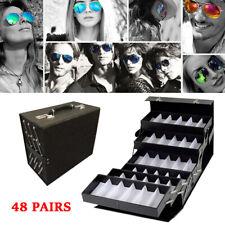 48 Pairs Foldable Sunglasses Eyewear Eyeglasses Storage Shop Office Decoration
