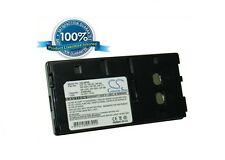6.0V battery for Sony CCD-TR590E, CCD-TR707, CCD-50E, CCD-TR420, CCD-TR100, CCD-