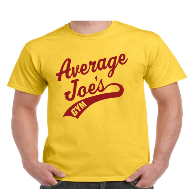 If You Can Dodge a Wrench You Can Dodge a Ball Average Joe/'s Dodgeball Tee Shirt