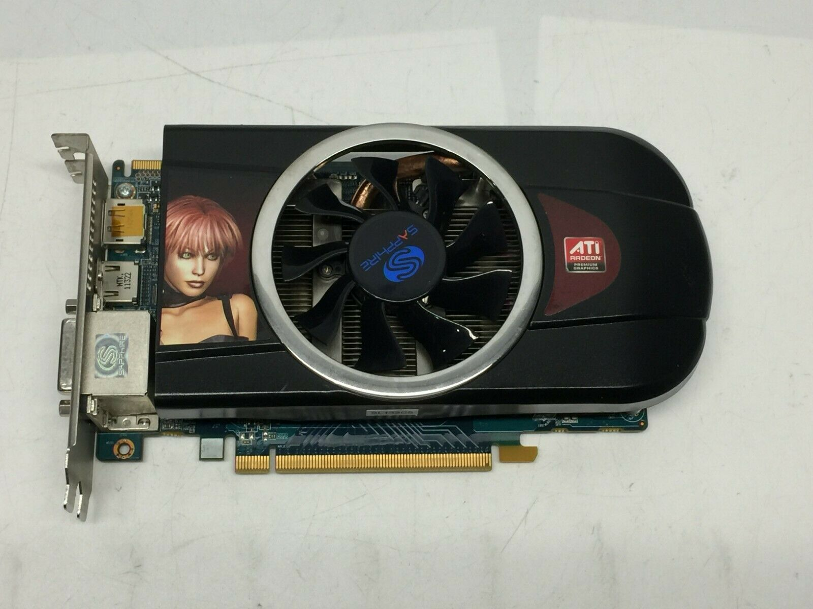 Sapphire ATI Radeon HD 5770 1GB GDDR5 Graphics Card 299-1E148-302SA