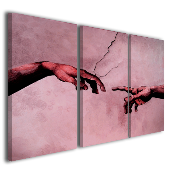 Stampe su tela canvas Michelangelo memorial quadro arte riproduzione su tela