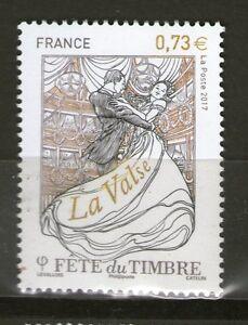 TIMBRE-5130-NEUF-XX-Fete-du-Timbre-La-Valse