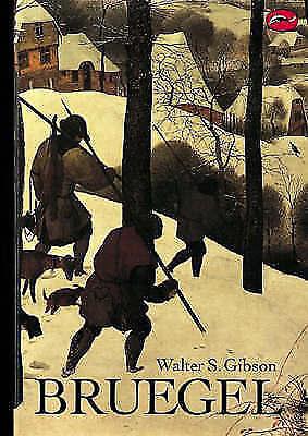 Bruegel (World of Art)-ExLibrary