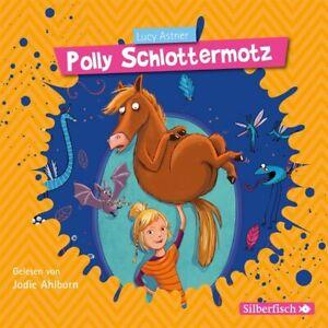 LUCY-ASTNER-POLLY-SCHLOTTERMOTZ-BD-1-SONDERAUSGABE-2-CD-NEW