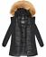 Marikoo-karmaa-senora-invierno-chaqueta-chaqueta-Parka-abrigo-forro-calido miniatura 9