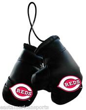 Cincinnati Reds MLB Boxing Gloves Car Decoration Mirror Hanging Ornament Auto