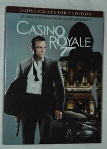 """James Bond 007 - Casino Royale"" (DVD) mit Daniel Craig & Eva Green"