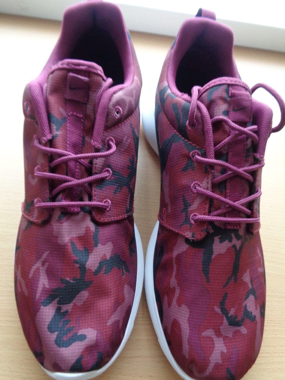 Nike Roshecourir print homme  trainers Baskets 655206 660 uk 9 7 eu 41 us 9 uk NEWBOX e74b59