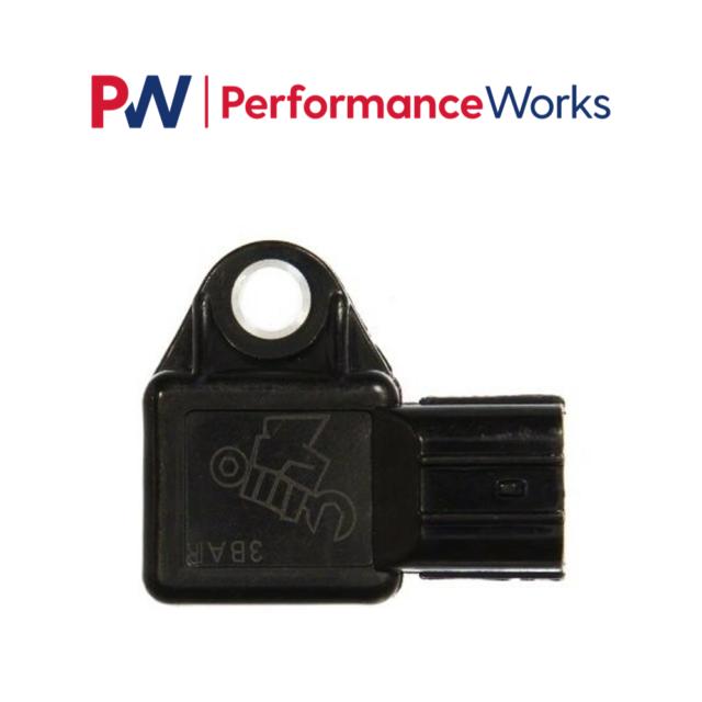 Omni Power 3 Bar Map Sensor ACURA RSX TSX Civic Ls RSX CR-V EP-3MAP-K-3BAR