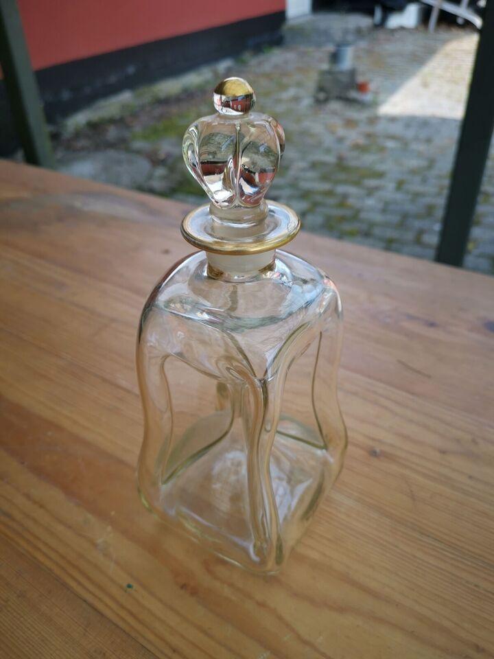 Glas, Karaffel, Holmegaard