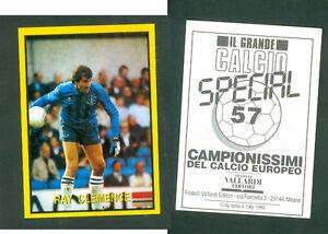 Clemence-Inghilterra-RARA-EDIZIONE-ITALIANA-1988-CALCIO-NUOVO-GRANDE-CALCIO-N-57