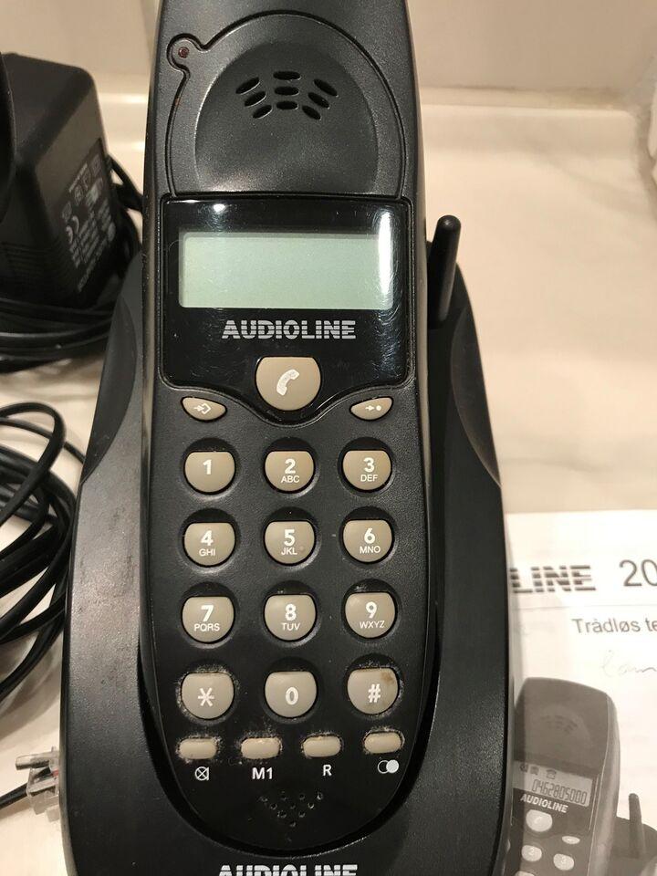 Telefon, Audioline, Audioline 20