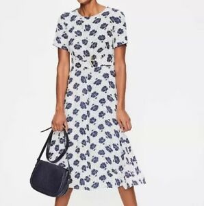 c446d4a45f Image is loading B270-Boden-RUTH-MIDI-DRESS-W0121-Size-12R-
