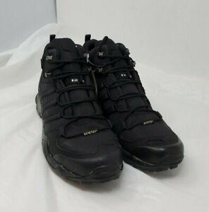 Adidas-Men-039-s-Outdoor-Terrex-Swift-R-Mid-GTX-Hiking-Shoes-size-10