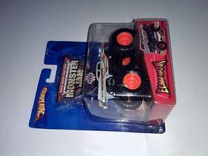 Hot-Wheels-Monster-Jam-Truck-1-64-Die-cast-Metal-Base-Rare-Elimonator-Hearse