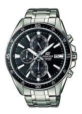 Casio Edifice EFR-546D-1AVUEF Date 100m Chronograph Stopwatch RRP £200 Watch