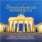 Johann Sebastian Bach - Bach: Brandenburg Concertos Nos. 1-6 (2012)