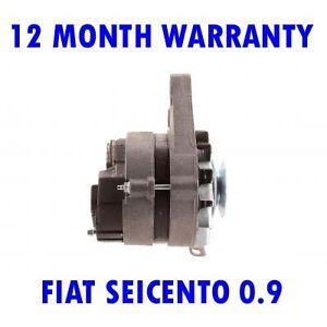 Fiat-Seicento-0-9-1998-1999-2000-2001-2002-2010-Alternatore-Rigenerato