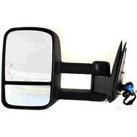 Driver Side Heated Power Mirror Fits Silverado P/u Gm1320355