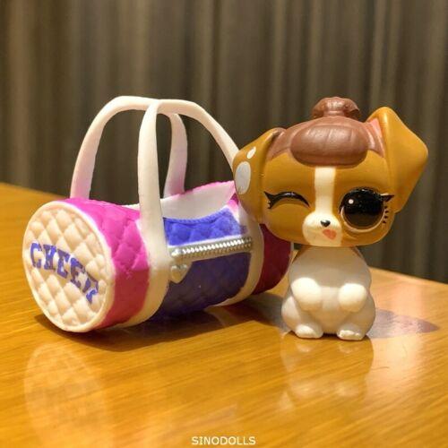 LOL Surprise Makeover Lils PUP CHEER Hair Goals Series 5 Big Sis Little Pet