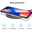 thumbnail 7 - Cargador Inalambrico Para iPhone Samsung Galaxy S20 S10 S9 S8 Note Qi Wireless