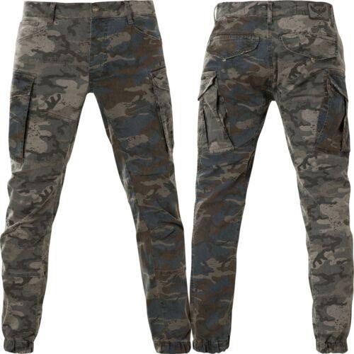 YAKUZA Harlekin Cargo Pants CPB-14082 Multicolored Hosen
