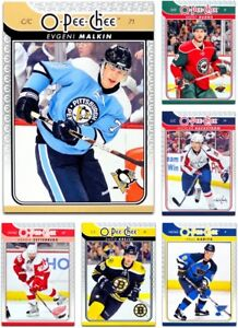 2009-10-O-Pee-Chee-PICK-YOUR-CARD-From-The-Base-SET-250-500