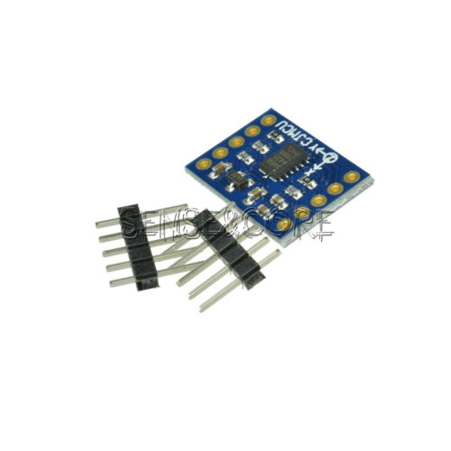 ADXL345 CJMCU 3-Axis Digital Acceleration of Gravity Tilt Module For Arduino