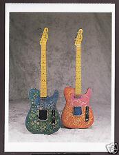 FENDER TELECASTER 1968 Guitar Ax PHOTO MODERN POSTCARD
