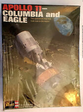 APOLLO 11 COLUMBIA AND EAGLE MODEL KIT BY REVELL 1/96 IN SEALED ORIGINAL BOX