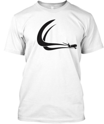 Airplanes Flying Sign Standard Unisex T-shirt
